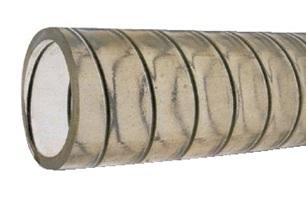 Kaltwasserschlauch mit Stahlspirale