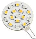 LED-Glühbirne zweifarbig. Mit G4 Sockel