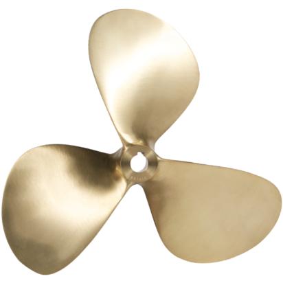 Bronze Propeller verschiedene Größen und Modelle