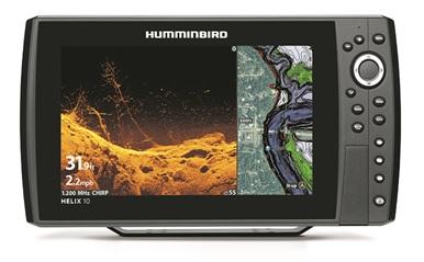 Humminbird Helix 10