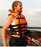 Wasserskiweste 100N für über 90kg