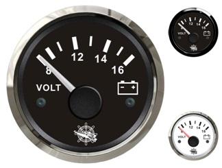 Voltmeter 8 bis 16V und 18 bis 32V