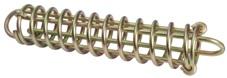 Anlegefeder Stahl, verzinkt