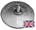 Scheibenanoden UK Typ Serie R Tecnoseal