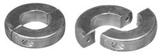 Anode Wellenanode Ring Form Tecnoseal