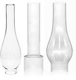 Lampenglaszylinder für Petroleumlampen
