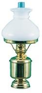 Tischlampe klein Petroleum und elektrisch