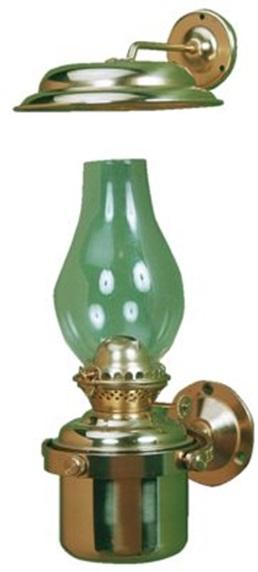 Hutslingerlampe Petroleum mit Qualmfänger