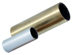 Neopren Lager Messing und Aluminium