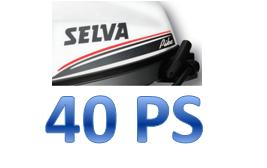 Selva Aussenbordmotor 40PS