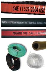Kraftstoffschläuche in diversen Größen