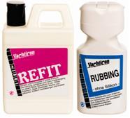 Rubbing & Refit