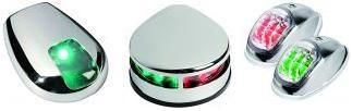 LED Navigationslichter von EVOLED mit RINA Zulassung