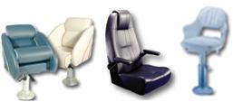 Stühle und Sitze