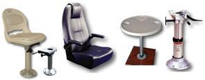 Stuhl- Tisch und Zubehör