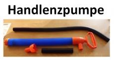 BilgePumpe  Lenz Hand Pumpe  Länge 550mm
