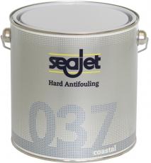 Seajet 037 Coastal Hart-Antifouling mittel Blau 2500 ml