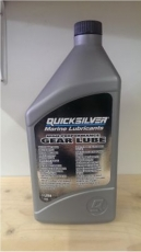 Quicksilver Außenborder-Getriebeöl High Performance Gear Lube 1 Liter 858064QB1