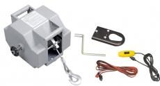 Elektro Winde 12 V Lasten bis ca. 4082 kg Roll- Last