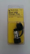 Blue Sea Systems Dual USB Charger Plug