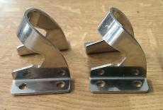 Einzelnes Paar Leiternaufhängungen