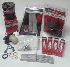 Mercury 300 Betriebsstunden Servicekit Maintenance Kit 40-60 PS Bigfoot & Command Thrust