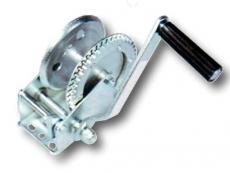 Trailerwinde Verzinkte stählerne Winde, Ziehkraft 910 kg