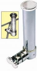 Angelrutenhalter für Reling-, Heck- oder Handlaufmontage Für Rohr-20/30 Ø mm