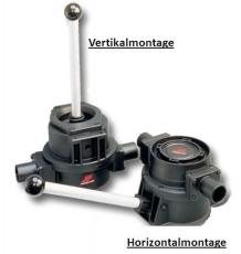 Handlenzpumpe Bilgepumpe und Fäkalienpumpe Viking Vertikalmontage