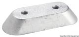 Plattenanode 2 bis 15 PS Aluminium