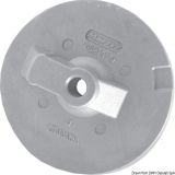 Platte Finnanode Alpha/Bravo 35/300 PS Aluminium