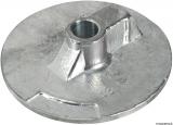 Platte Finnanode Bravo Aluminium