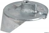 Finnanode YAMAHA Richtungsfinne 225/300 HP  Aluminium