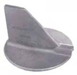 Finnanode 100/225 PS u. mehr, 91mm drehend rechts Aluminium