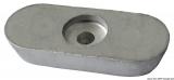 Fußanode für 4-Takter von Selva 6/8/9,9 PS Aluminium