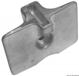 Plattenanode Aluminium