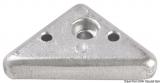 Fußanode DPX Aluminium