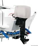 Motorabdeckung für 2/4-Takt-Außenborder für  100-150PS