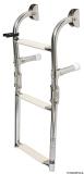 Badeleitern BBN05 Modell Extra Schmal Stufen 3