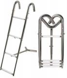 Ausziehbare Bugleiter Stufen 4
