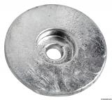 Rundanode 44 mm Zink