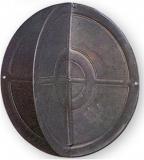 Schwarzer Signalball, Ø 300mm