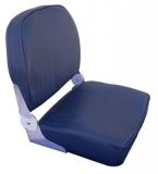 Bootssitz Klappstuhl Corfu aus Vinyl dunkelblau