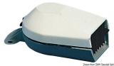 Membran-Bootshupe LOW PROFILE aus weißem ABS