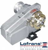 Ankerwinde CAYMAN 88 geeignet für Boote bis von 8-13m Kettennuss für 8 mm 24V / 1000W