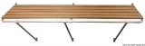 Heck-Badeplattform 170x55cm