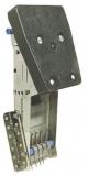 Motorhalterung für Hilfsmotor MEGA von 0 Grad bis 28Grad