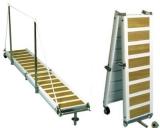 Gangway aus Leichtmetall klappbar Länge 2600mm