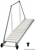 Gangway mit großen Stützen Ausführung festmontiert nicht klappbar