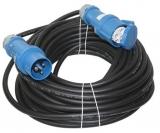CEE-Verlängerungskabel Typ TWIST  25m 3 x 2,5 mm Spannung 230 Vbelastbar bis 16 A